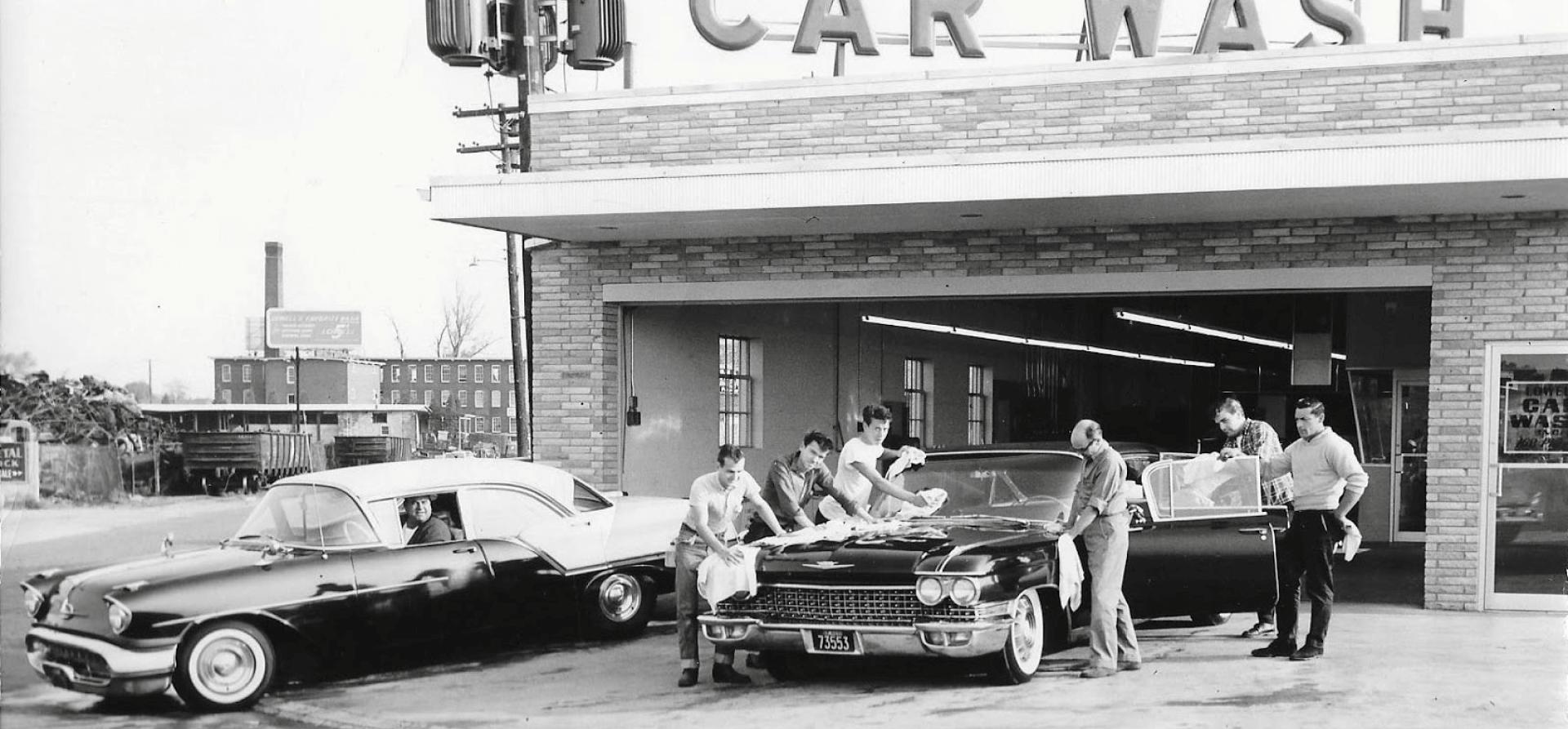 old car wash 1